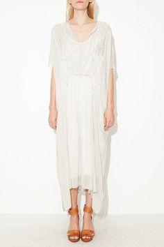 Caftan Dress by Raquel Allegra | shopheist.com