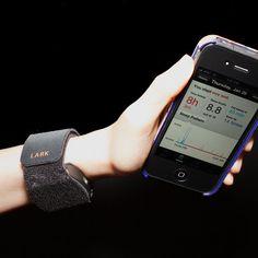 Silent Un-Alarm Clock & Sleep Sensor by LARK