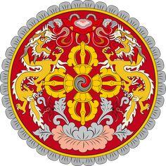 File:Emblem of Bhutan.svg