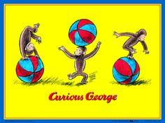 Curious George!  <3