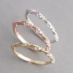 Wedding Rings Alternative Ideas