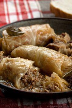 Provereni recepti. Cooks and Bakes: Sarma od kiselog kupusa