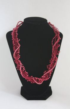 necklace wire crochet