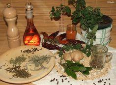 Katalin konyhája: 23. Fűszerek és ételízesítők