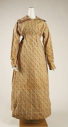 Date:      ca. 1818  Culture:      British  Medium:      cotton