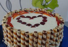 Kánikula torta - sütés nélkül Cheesecakes, Tiramisu, Pie, Ethnic Recipes, Food, Torte, Cake, Fruit Cakes, Essen