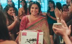 Tumhari Sulu Has A Decent 1st Week At The Box Office!