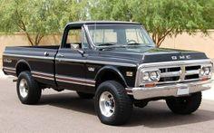 Gotta <3 '72 GMC 2500 Grande Sierra <3  is Sweet