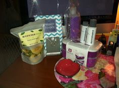 #PopSugar #MustHaveBox August 2013 review! Great box - I'm definitely getting excited for the Fall Style box.