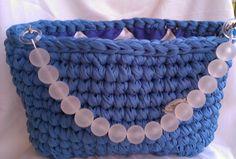 Le creazioni di nonna Carla: Fettuccia di cotone