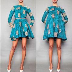 Can't wait! #DemestiksNYC www.zuvaa.com ~African fashion, Ankara, Kente, kitenge, African women dresses, African prints, African men's fashion, Nigerian style, Ghanaian fashion ~DKK