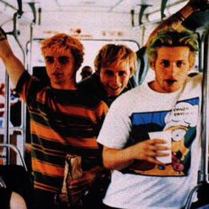 Green Day in their youth = fond highschool/college memories :)