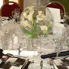 Fotos de arreglos florales y centros de mesa para boda y xv años