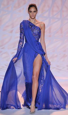 Zuhair Murad Fall 2014 Couture Collection