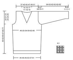 """Edward / DROPS 135-26 - DROPS pánský svetr z příze """"Alpaka"""".   - Free pattern by DROPS Design"""