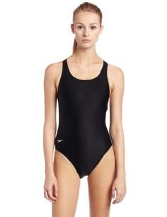 Speedo Race Xtra Life Lycra Solid Super Pro Swimsuit Black 30 >>> You can find out more details at the link of the image.
