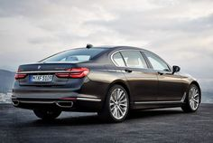 Review 2016 BMW 7 Series Release Rear Side View Model