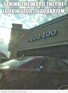 I think the word you're looking for is Aquarium..
