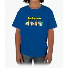 Gentlemon Pikachu Young T-Shirt