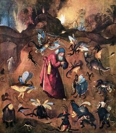1 image = 1001 words: Hieronymus Bosch