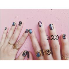 DISCO NAILS : Photo