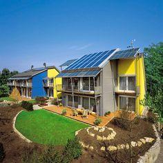 Conheça um bairro que produz mais energia que consome ~ ARQUITETANDO IDEIAS