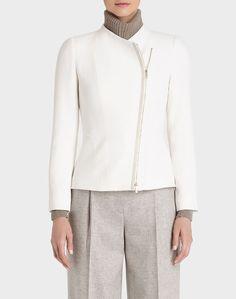 Nouveau Crepe Austin Jacket