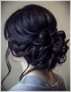 Quince Hairstyles, Wedding Hairstyles, Party Hairstyles, Hairstyle Ideas, Curled Updo Hairstyles, Updo Curly, Evening Hairstyles, Teenage Hairstyles, Curly Haircuts