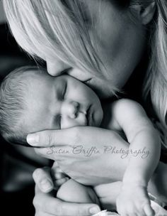 Newborn photo... I think this is my favorite. So sweet!