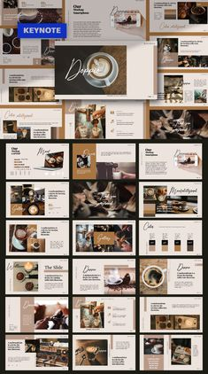 Dopio Creative Keynote by templatehere on Envato Elements Ppt Design, Keynote Design, Powerpoint Design Templates, Booklet Design, Slide Design, Layout Design, Design Posters, Keynote Template, Flyer Template