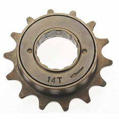 20t 4 Key Removable FREEWHEEL Vintage Schwinn BMX Bike Cruiser Fixie Bicycle Hub