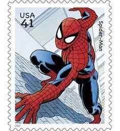 PHOTOS: Superheroes Go Postal