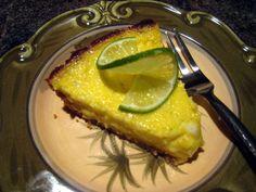 Paleo-Zone: Kick A$$ Paleo Key Lime Pie