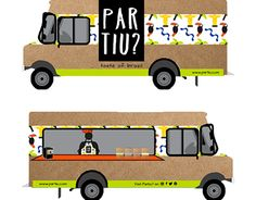 Podívejte se na tento projekt @Behance: \u201cPartiu? Food Truck\u201d https://www.behance.net/gallery/23567285/Partiu-Food-Truck