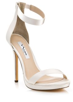 711831c53c50 Bridal Collection - Bridal High Heels Nina New York FAYRA. NAK shoes