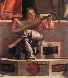 Vittore carpaccio, Presentation of Jesus in the Temple 1510