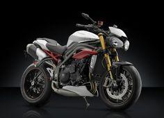 Speed Triple 1050 R ABS (2016 - 2017)