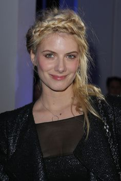 Mélanie Laurent en 2013 à Paris