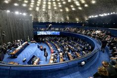 INFORMATIVO GERAL: Julgamento do impeachment da presidenta Dilma Rous...