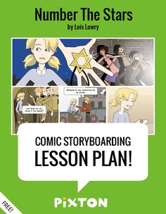 Your students will love writing about HISTORICAL FICTION with Pixton comics and storyboards! This FREE lesson plan features a Teacher Guide, themed characters and props. PLUS 3 awesome activities with interactive rubrics, student examples and printable ha Social Studies Lesson Plans, Reading Lesson Plans, Free Lesson Plans, Reading Lessons, Reading Projects, Markus Zusak, Free Teaching Resources, Teacher Resources, Teaching Tools