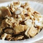 Ooey Gooey Cereal Snack Mix   chef in training