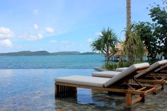 """Song Saa Private #Island in #Cambodia - where you really """"touch"""" the sea  http://www.exoticvoyages.com/cambodia-hotels"""