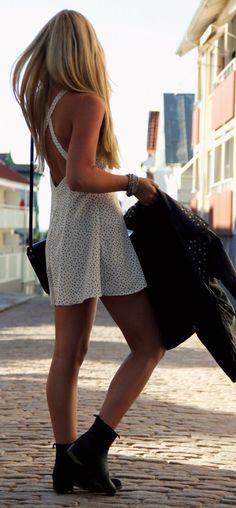 Little Dress Summer Style <3