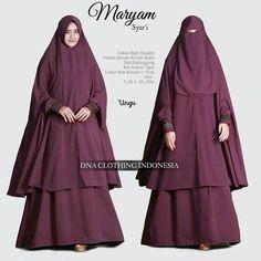 Check out trending dresses for Niqab Fashion, Fashion Mode, Muslim Hijab, Muslim Dress, Habits Musulmans, Velvet Dress Designs, Hijab Style Dress, Islam Women, Mode Abaya