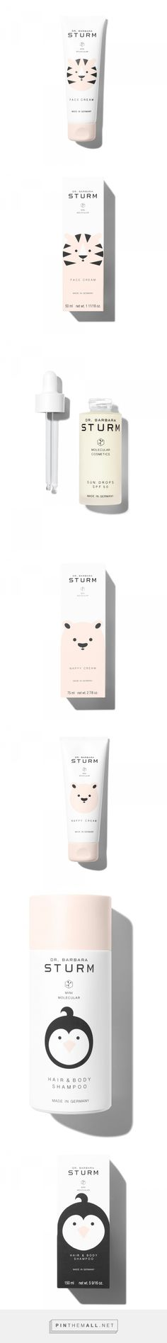 Check Out This Adorable Baby Skincare Packaging