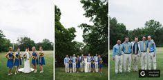 Beth + Caleb - Battlefield Bed & Breakfast Wedding Photography