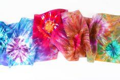 Dani Dimitrova Tie Dye Skirt, Women, Fashion, Painted Silk, Silk Scarves, Craft Markets, Teacher Gifts, Summer Collection, Hand Fans