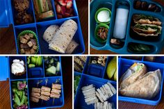 Awesome awesome awesome site for kids' lunches (orrrr. my lunches). Not only lots of creative ideas for making lunches fun but also lots of great links and tips for making them HEALTHY, organized and easy. Eat Lunch, Lunch Snacks, Kid Lunches, School Lunches, Kids Lunch For School, Healthy Lunches For Kids, Toddler Meals, Kids Meals, Lunch Box Recipes