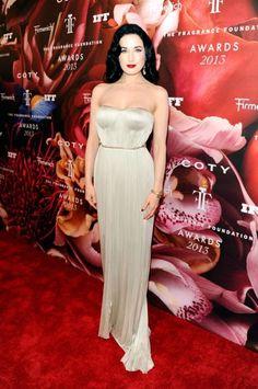 Dita Von Teese | The 2013 International Best-Dressed List | Vanity Fair
