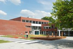 education, st. Joseph school, Netherlands, Jorissen Simonetti architecten